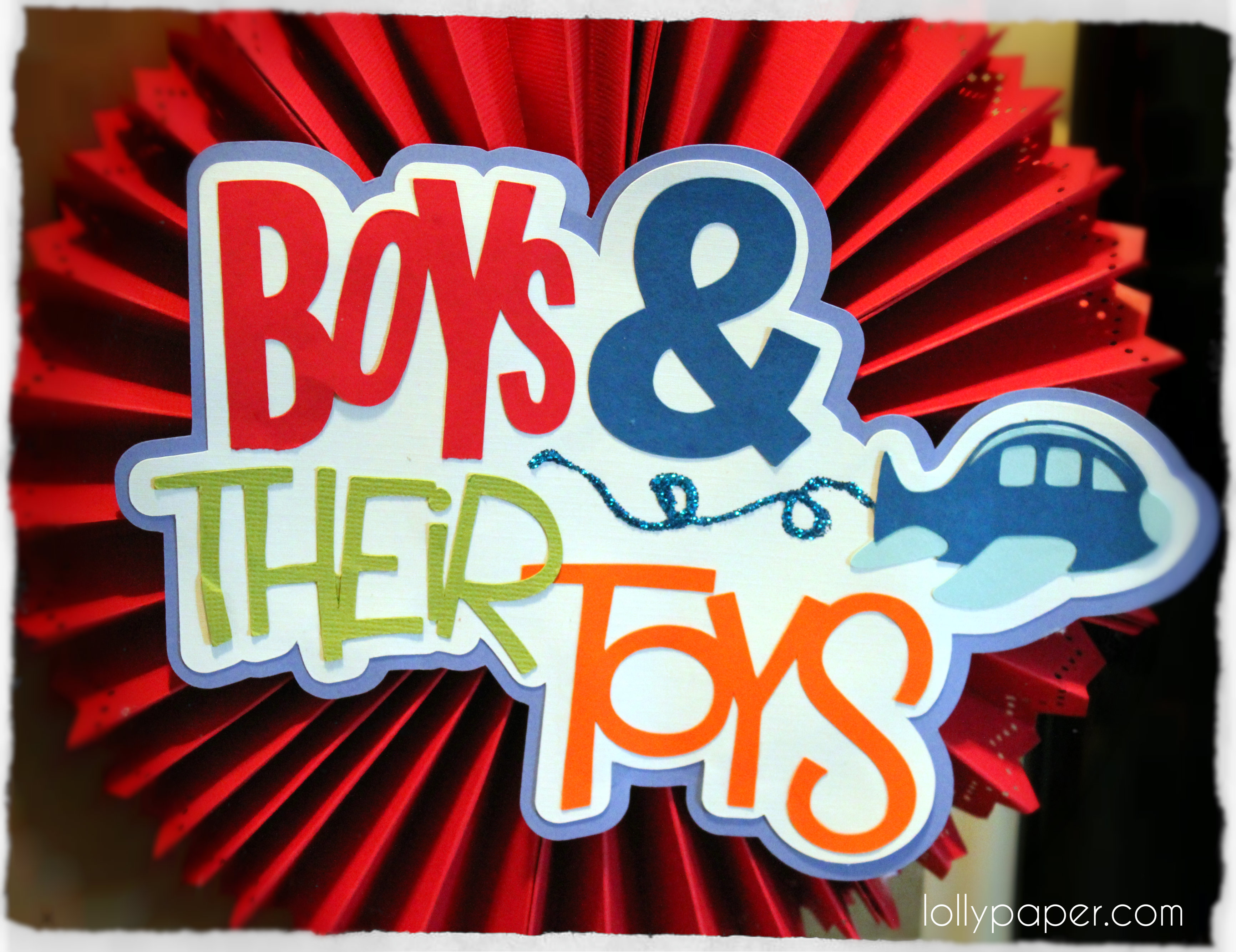 Boys And Their Toys : Boys and their toys lollypaper
